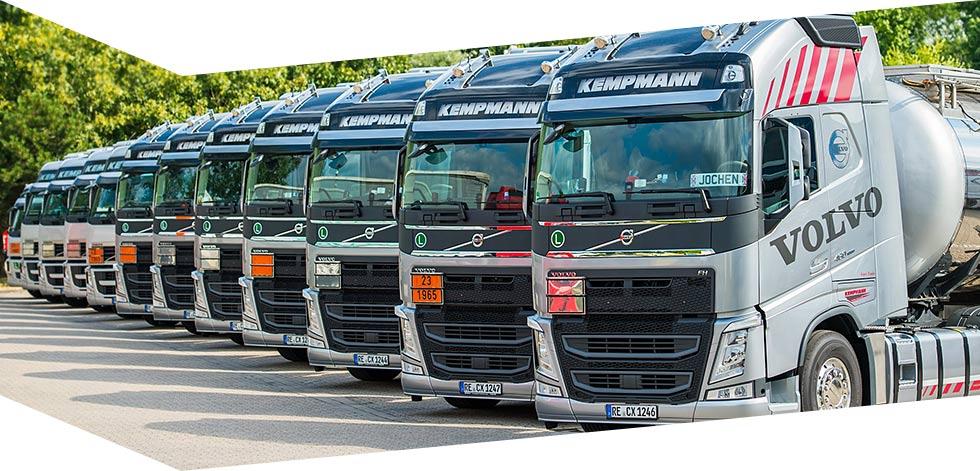fl ssigkeits transporte transportl sungen logistik service kempmann speditions gmbh co kg. Black Bedroom Furniture Sets. Home Design Ideas